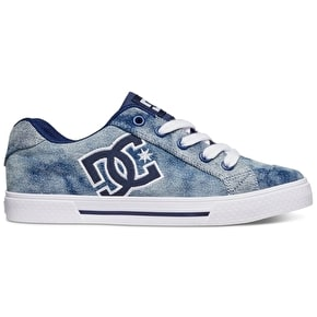 DC Chelsea SE Womens Shoes - Denim