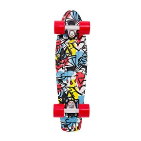 Penny Comic Fusion Complete Skateboard - 22