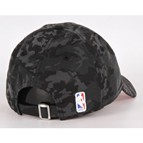 New Era Camo Team 9Forty Cap - Chicago Bulls