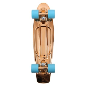 Penny Metallic Solid Complete Cruiser Skateboard 22