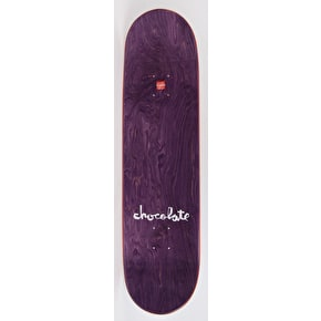 Chocolate Tropicalia Perez Skateboard Deck - 8.25