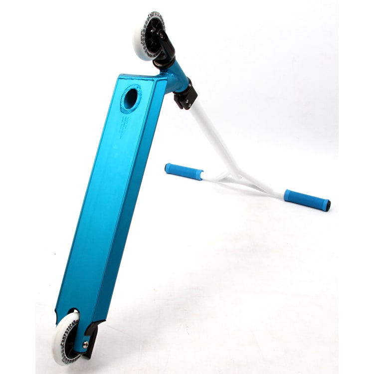 Razor Pro x Grit Custom Stunt Scooter - Cheapshots Blue/White