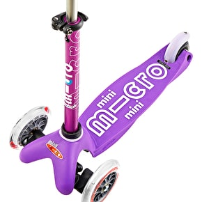 Mini Micro Deluxe Complete Scooter - Purple