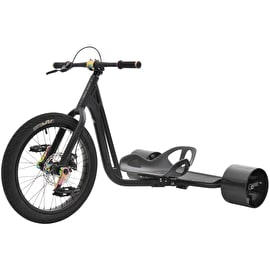 Triad Notorious 3 Drift Trike - Black/Neochrome