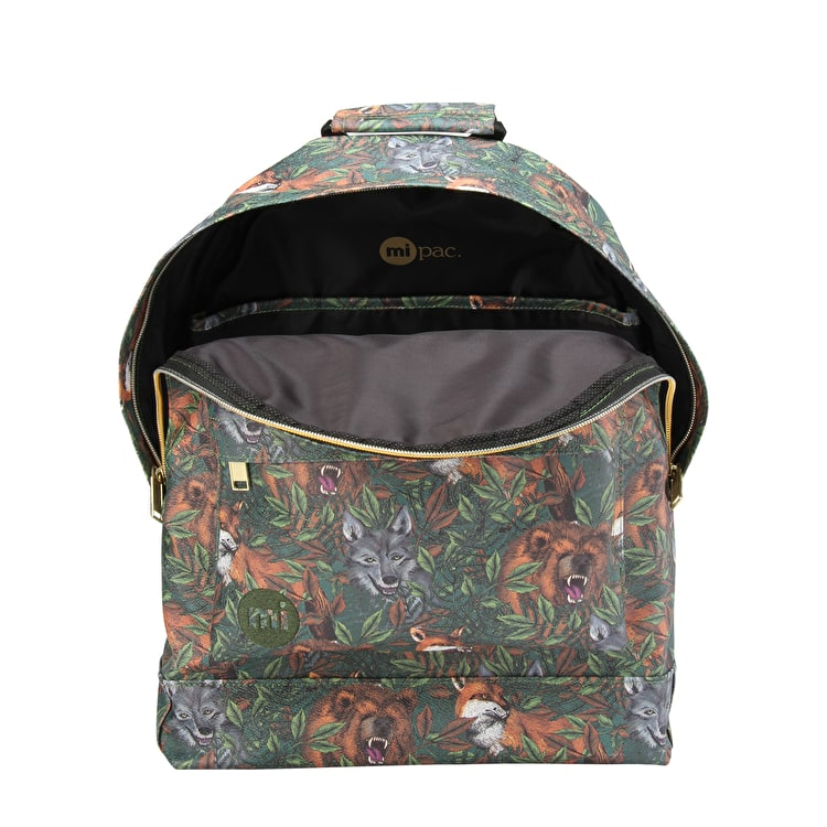 Mi-Pac Woodland Backpack - Multi
