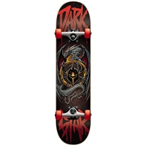 Darkstar Skateboard - Abyss Red 8