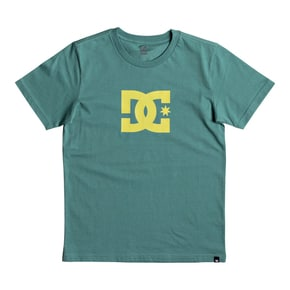 DC Star Kids T-Shirt - Deep Sea/Snapdragon