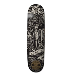 Element Timber Seal Skateboard Deck - Left 8''