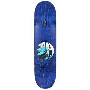Polar AMTK Rainbow Valley Skateboard Deck - Aaron Herrington 8.25