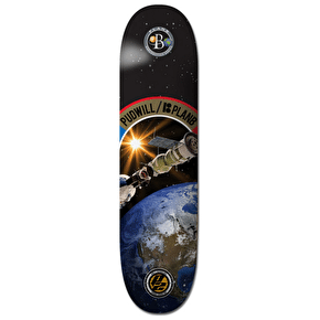 Plan B Skateboard Deck - Exploration Pudwill 8