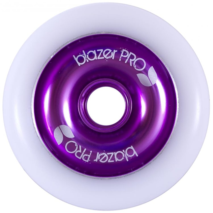 Blazer Pro Metal Core Scooter Wheel - 100mm - Purple