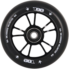 Blunt Envy 10 Spoke 100mm Scooter Wheel - Black