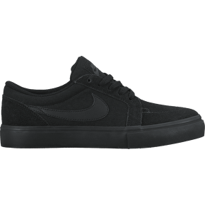 Nike SB Satire II Kids Shoes - Black/Black