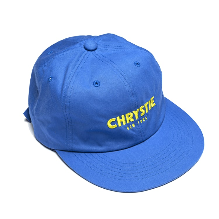 Chrystie OG Logo Hat - Blue