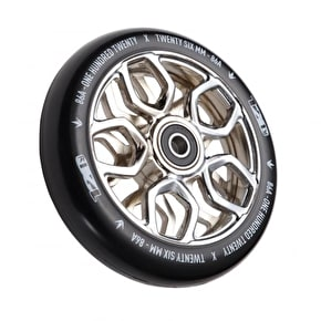 Blunt Envy 120mm Lambo Scooter Wheel - Chrome