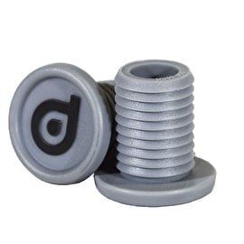 District S-Series BE15A Steel Bar Ends - Grey