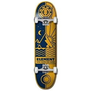 Element Rise And Shine Skateboard 7.75