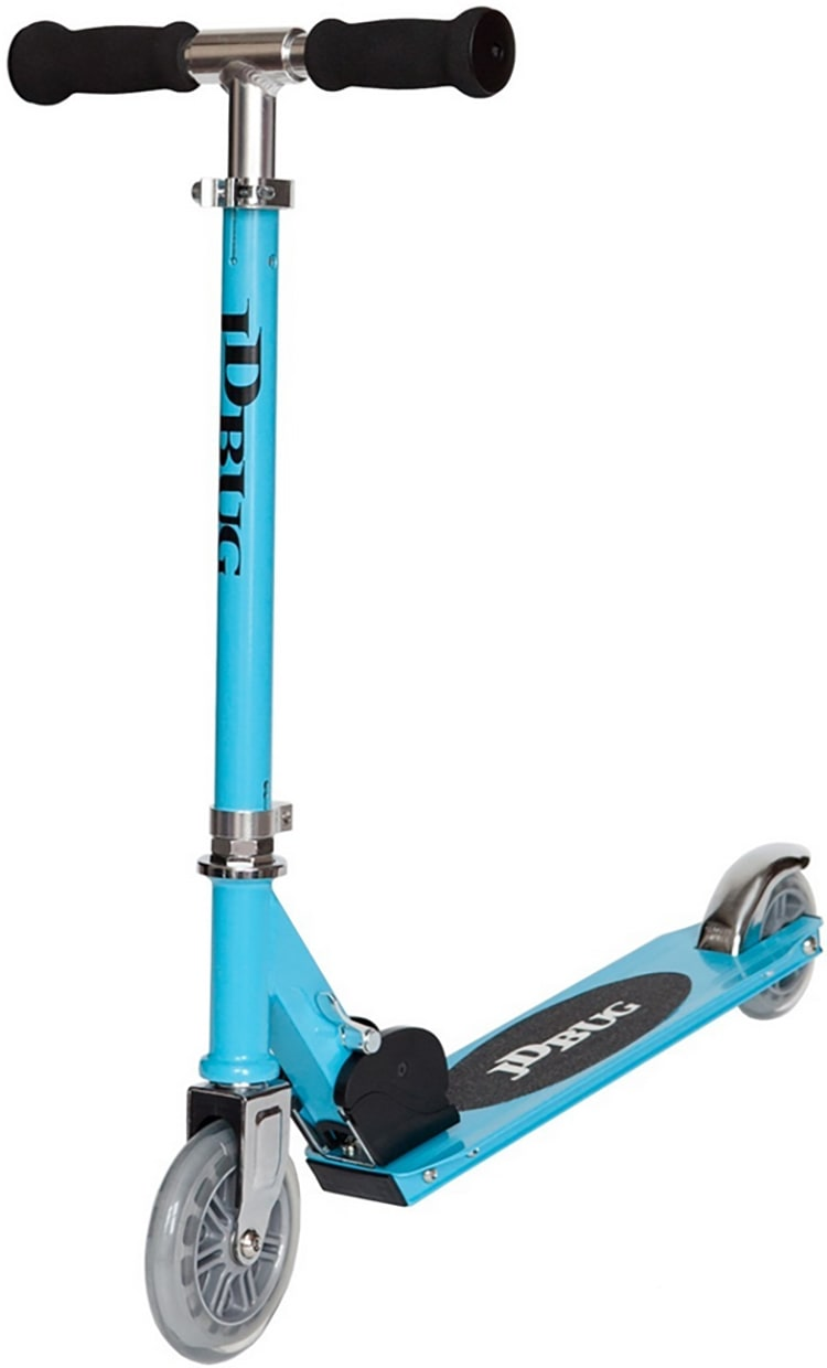 JD Bug Junior Street Scooter  Sky Blue
