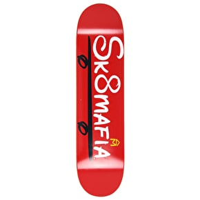 Sk8 Mafia Team Happy Place Skateboard Deck - 7.75