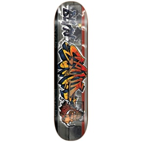Blind Skateboard Deck - Train Tag R7 Sewa 8.25