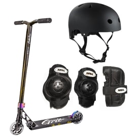 Grit 2018 Invader Complete Scooter Bundle