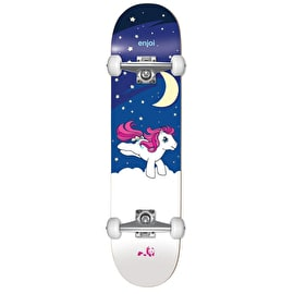 Enjoi MLP Night Time - Glow In The Dark Complete Skateboard 7