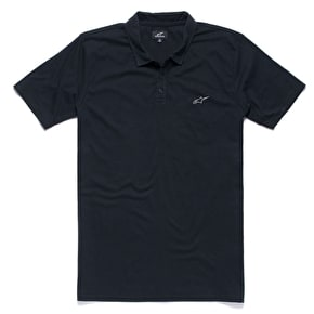 Alpinestars Perpetual Polo Shirt - Black