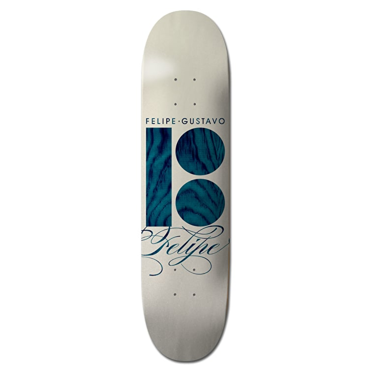 Plan B Pro Spec Felipe Signature Skateboard Deck - 8""