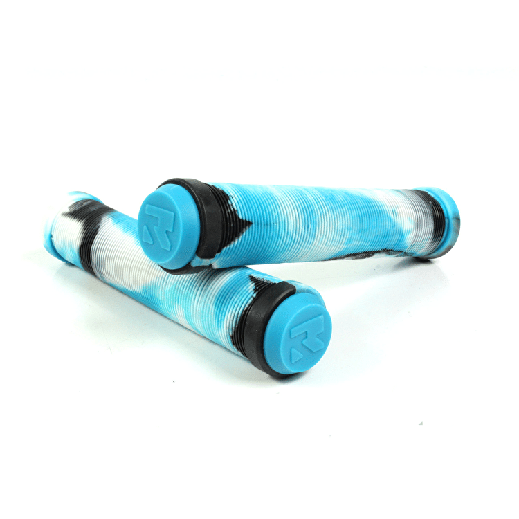 Root Industries Scooter Grips - Arctic Sky