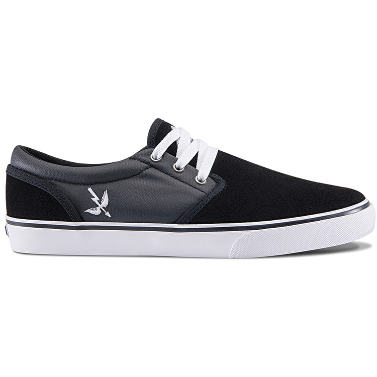 Fallen The Easy Skate Shoes - Black/Saint Archer