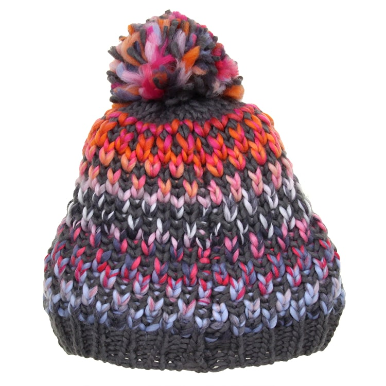 Barts Nicole Girls Beanie - Dark Grey