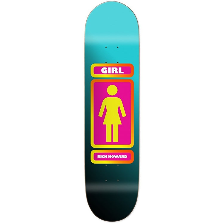 Girl 93 Til Howard Skateboard Deck 8.5""