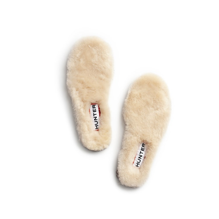 Kids Hunter Wellington Boots Shearling Insole