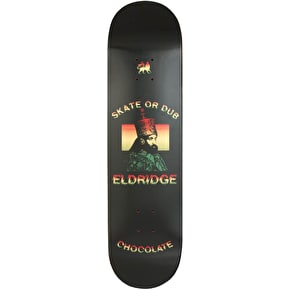 Chocolate Skate Or Dub Skateboard Deck - Eldridge 8.25