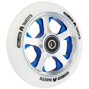 Blazer Pro 110mm XT Wheel - White/Blue