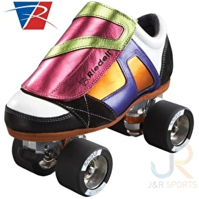 Riedell 951 Phaze Colour Lab Phaze skates Package