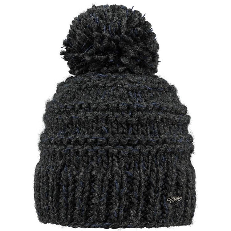 Barts Jasmin Beanie - Dark Heather