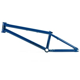 Tall Order 187 V2 BMX Frame - Gloss Deep Blue