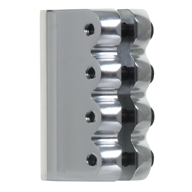 Dare Warlord SCS Clamp - Silver Chrome