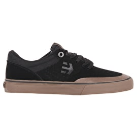 Etnies Marana Vulc Skate Shoes - Black/Gum/Dark Grey