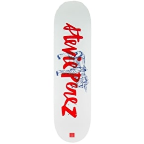 Chocolate Transportation Skateboard Deck - Perez 8.25