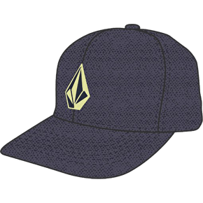 Volcom Stone Snapback - Dark Purple