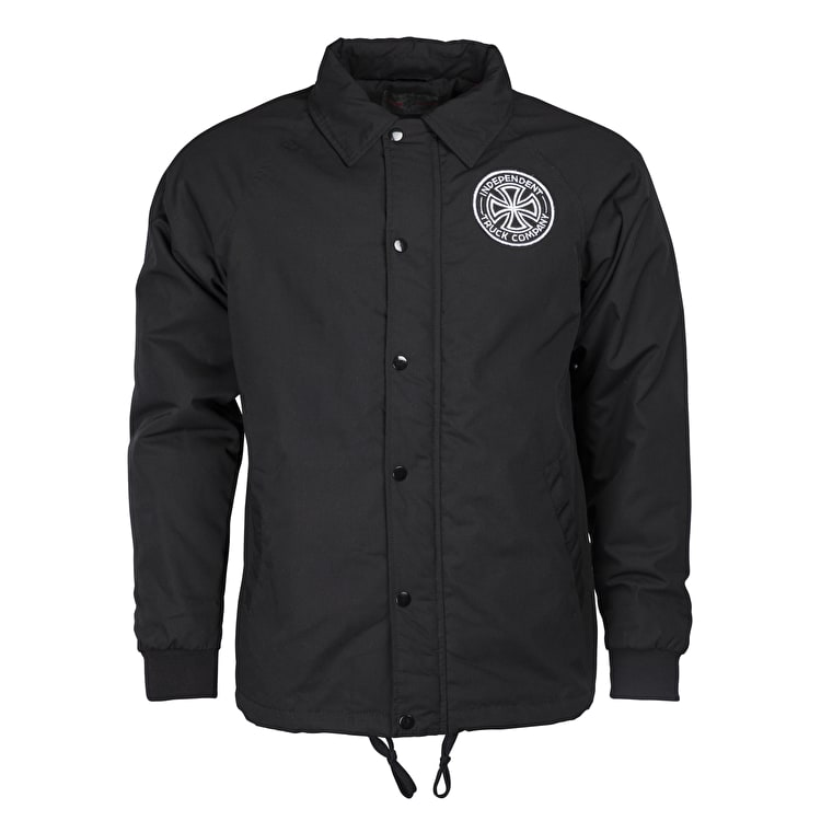 Independent ITC Cross Coach Jacket - Black