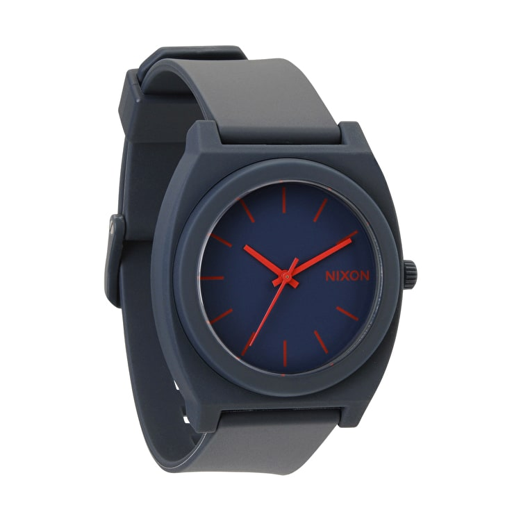 Nixon Time Teller P Watch - Matte Navy