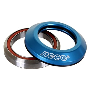 Neco Integrated Scooter Headset - Blue