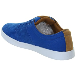 Supra Stacks II Shoes - Royal/Woodthrush/White