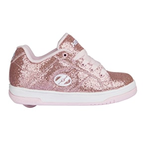 Heelys Split - Light Pink Disco Glitter