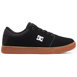 DC Crisis Skate Shoes - Black/Gum