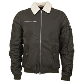 WeSC Rio Jacket - Forest Green