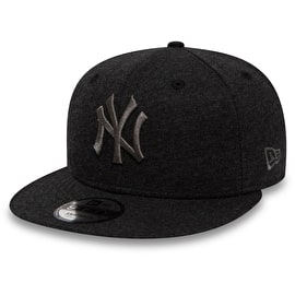 New Era New York Yankees Jersey Essential 9FIFTY Cap - Graphite/Graphite